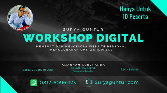 Workshop membuat Website
