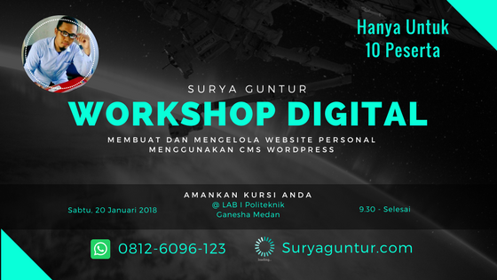 Workshop membuat Website